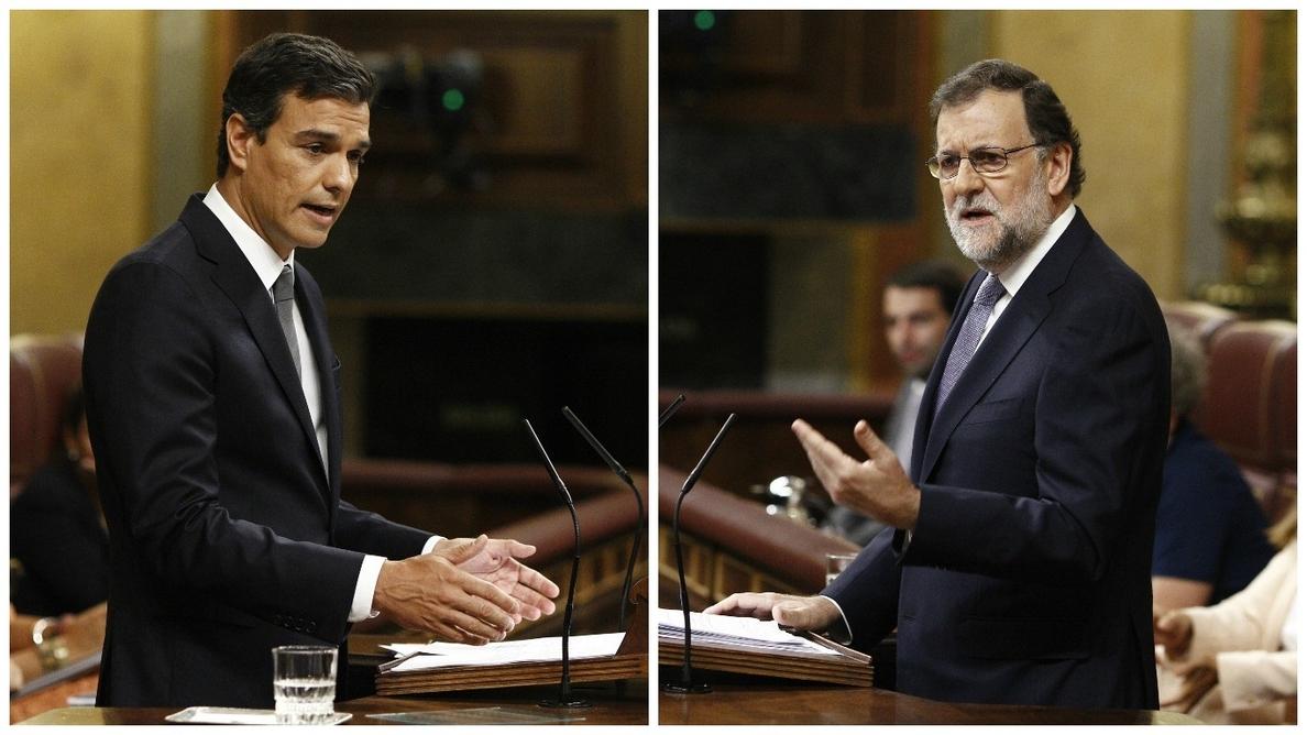Sánchez llama a Rajoy y constatan que no tienen nada nuevo que decirse