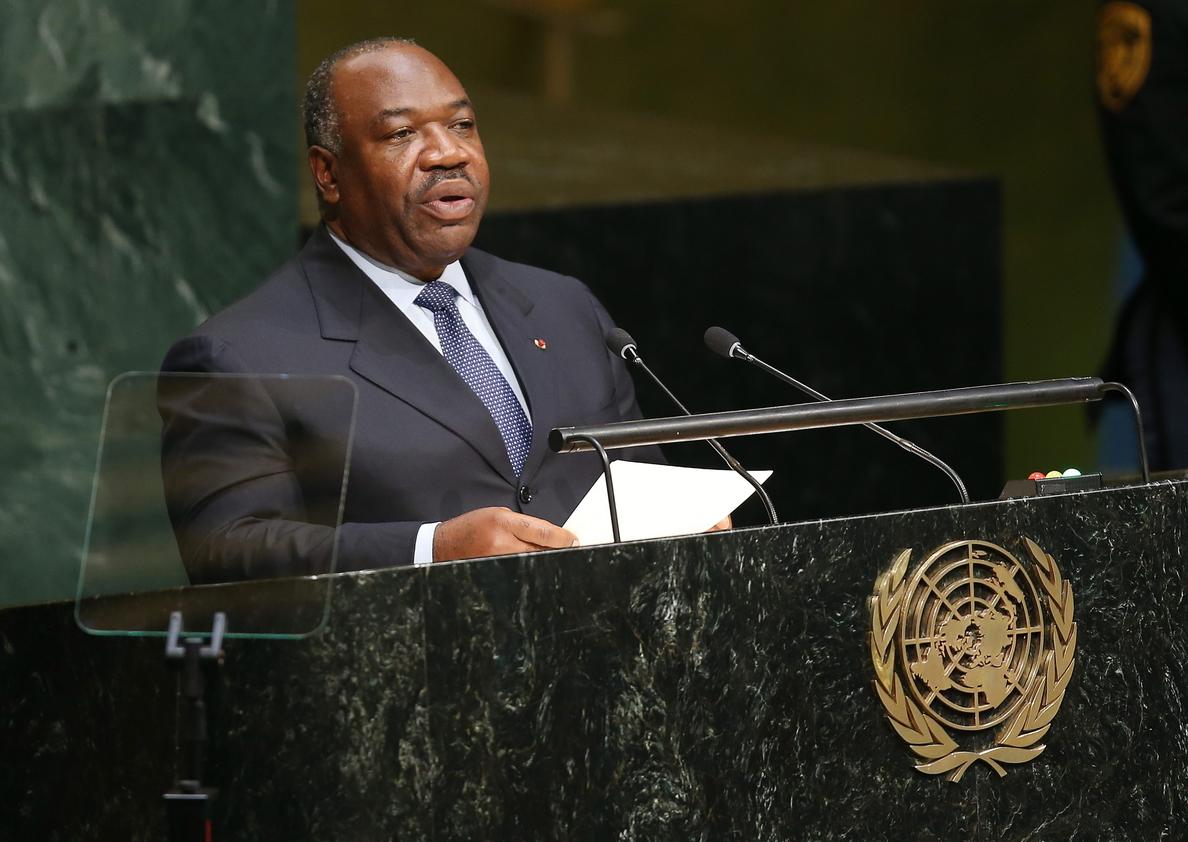 Ali Bongo acusa a observadores de UE de haber sobrepasado su misión en Gabón