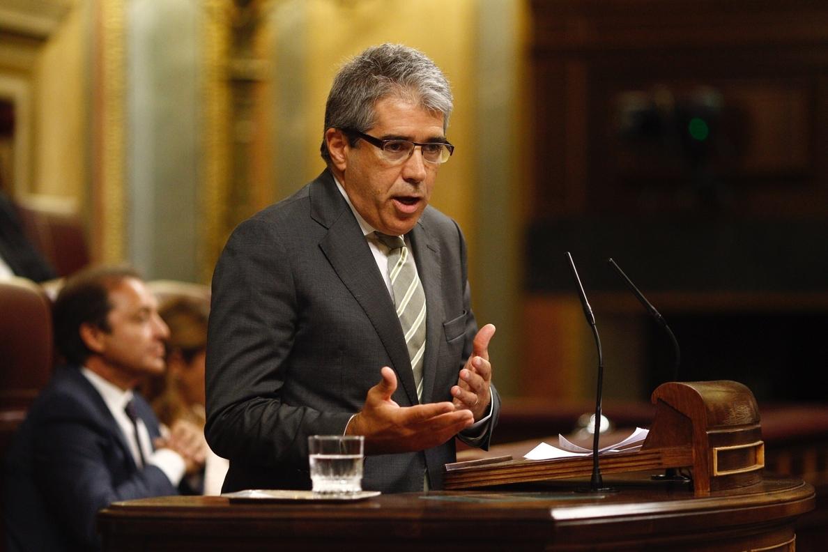 Convergència urge al TC a resolver ya el recurso del Congreso y aclarar si se puede controlar a un gobierno interino
