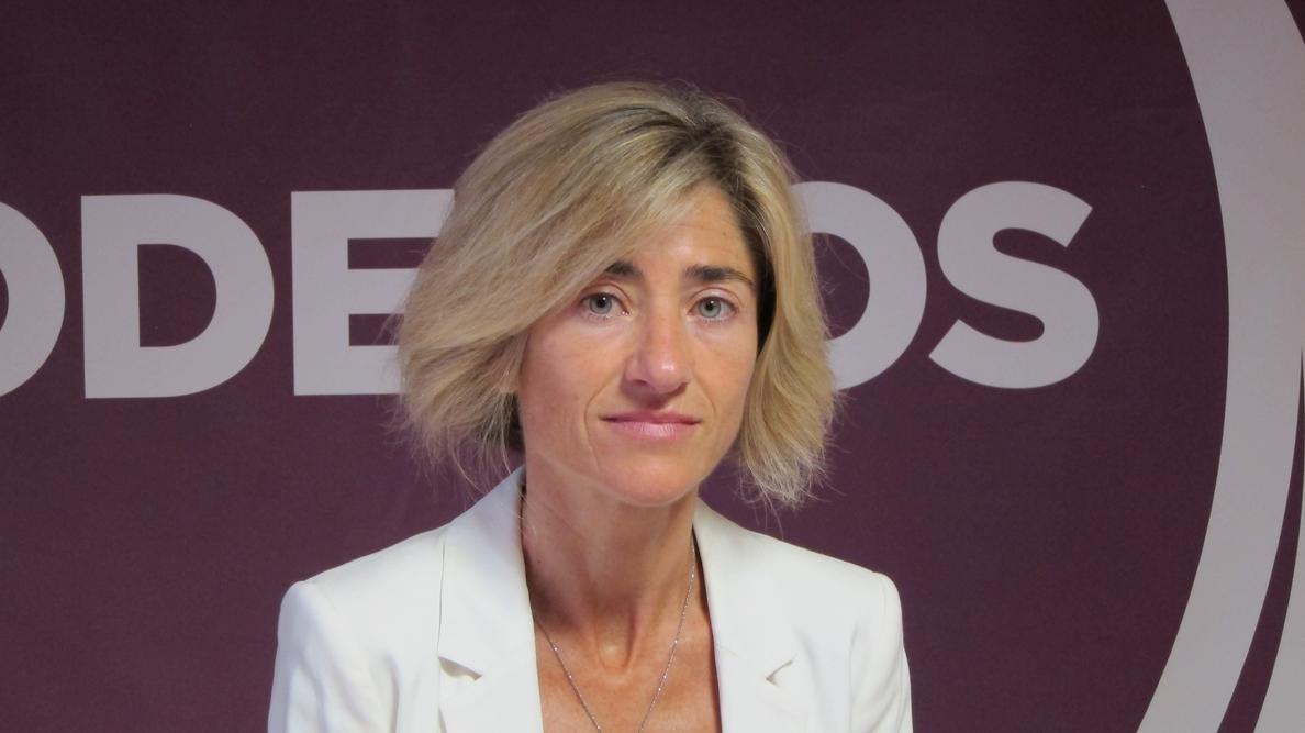 Podemos propone acordar un nuevo estatus que reconozca a Euskadi como nación dentro de un Estado plurinacional