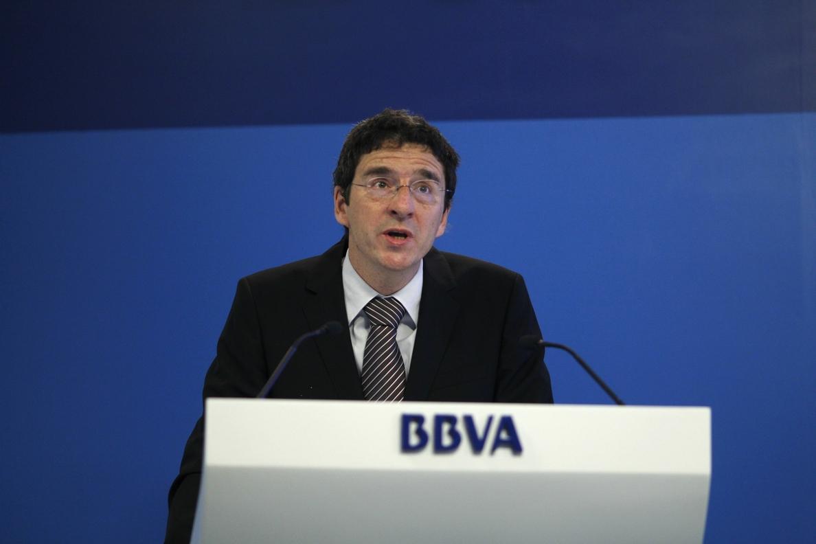 BBVA mantiene su previsión de crecimiento del PIB del 3,1% para este año y del 2,3% para 2017