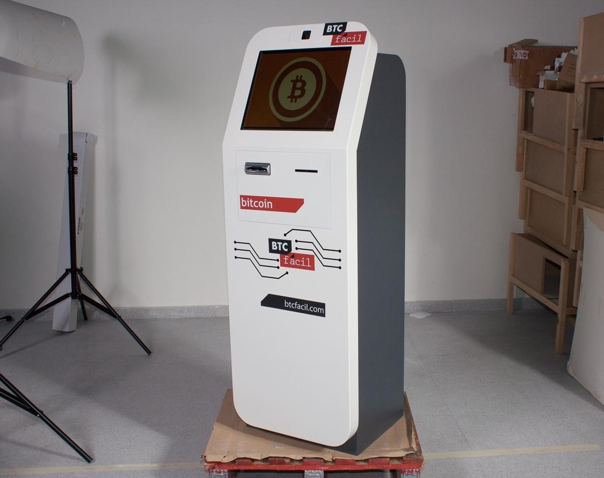 Castellana 200 será el primer centro comercial de Madrid con un cajero automático de bitcoins