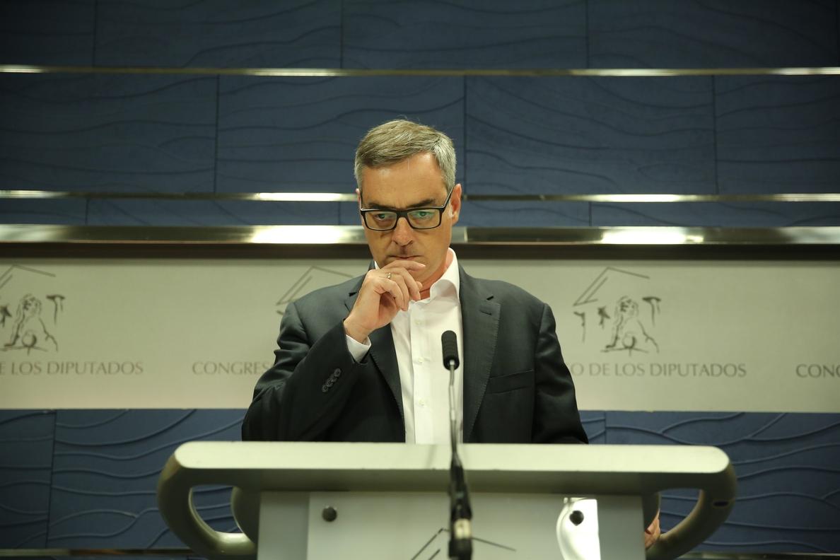 Ciudadanos pide al PSOE una reflexión interna y le advierte de que el único gobierno posible es el del PP