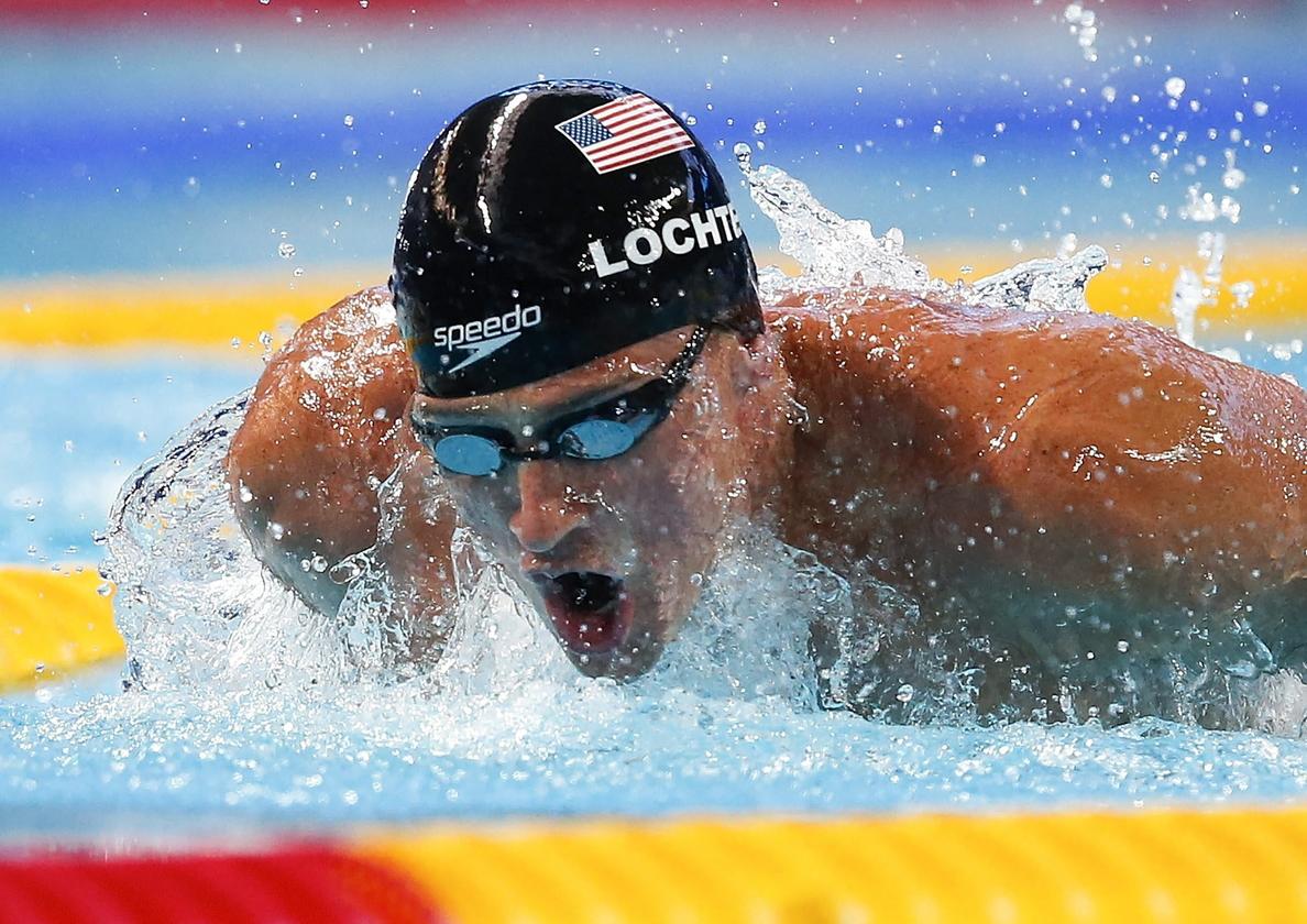 EE.UU. sancionará al nadador Ryan Lochte con 10 meses sin competir