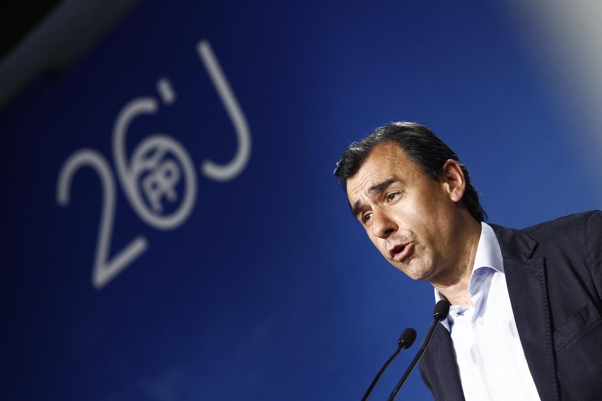Maíllo (PP), sobre el nombramiento de Soria: «Es evidente que las cosas se podían haber hecho mucho mejor»