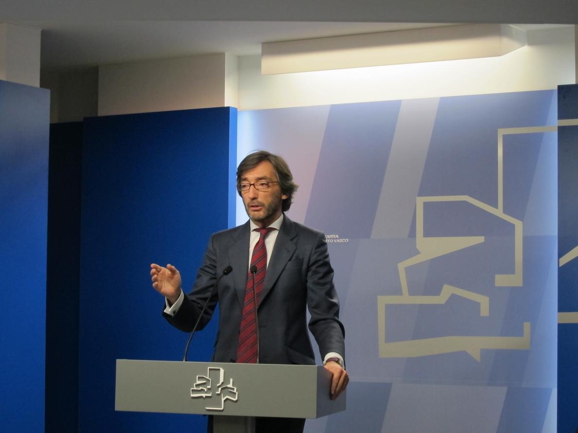 PP vasco afirma que se convierte «en la referencia de los no nacionalistas» porque el PSE-EE «se hunde»