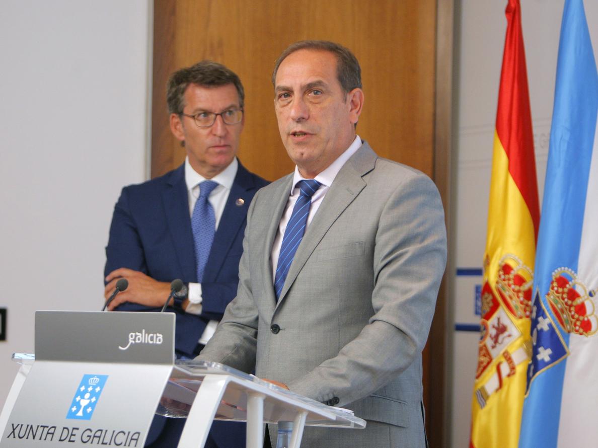 La Xunta presenta un techo de gasto provisional un 2,7% superior al pasado