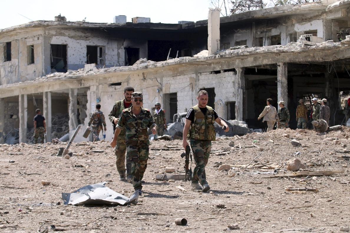 El ejército sirio avanza por el sur de Alepo y vuelve a cercar barrios rebeldes