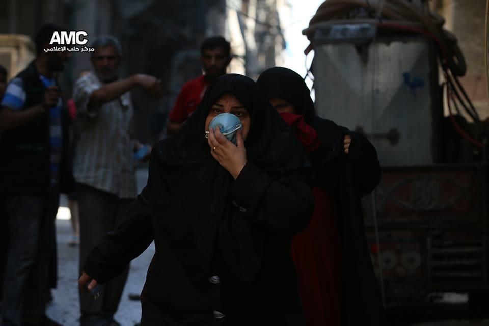 Siria dice estar dispuesto a colaborar con la OPCW para investigar el ataque químico en Alepo
