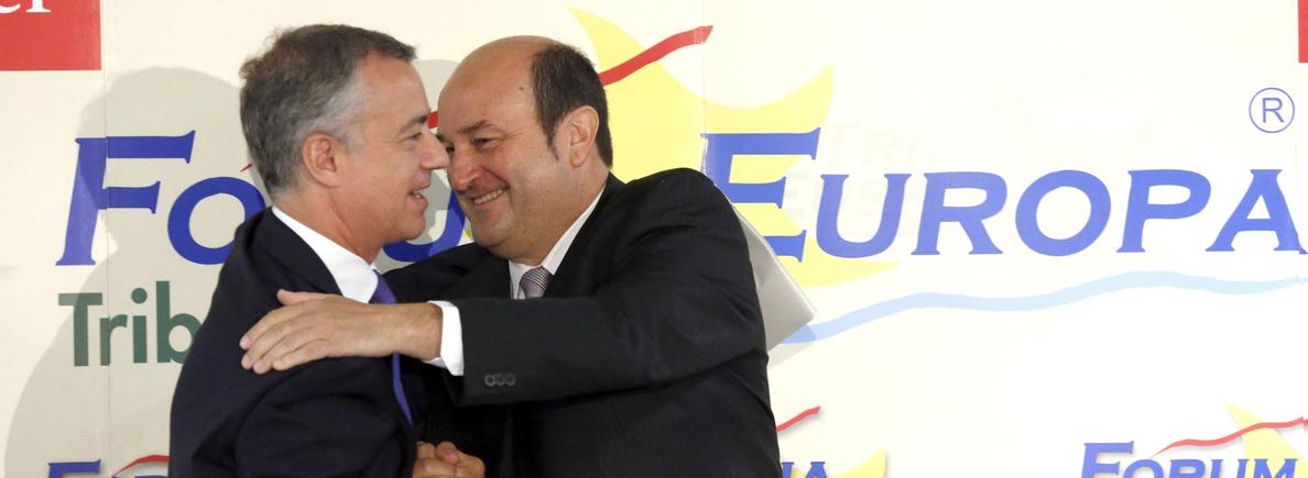 Urkullu: el esperpento que hay en España no condicionará el ejercicio del PNV