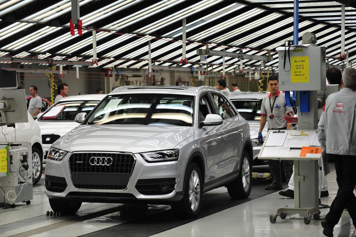 Seat reduce los días de producción en fin de semana por el descenso de ventas de Audi