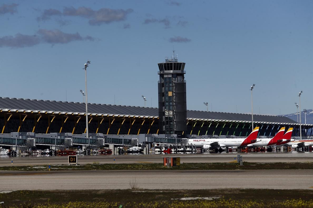 Aena gana un 10,9% más de pasajeros hasta agosto, con 155,4 millones, y un 7,4% más de vuelos