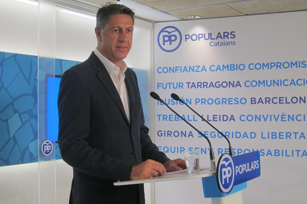 Albiol (PP) pide a Puigdemont que se reuna con Rajoy «para hablar de lo que es posible»