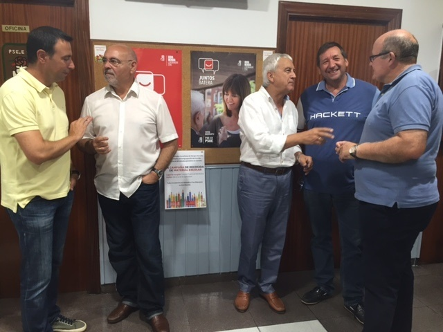 PSE acusa a Podemos de ser el «acompañante útil del PNV» y «comprometerse a apoyar el derecho a decidir»