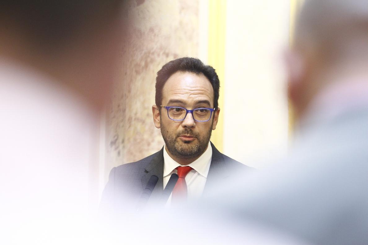 El PSOE advierte de que si Pastor no convoca ya el Pleno por el »caso Soria», impulsará un iniciativa para reprobarla