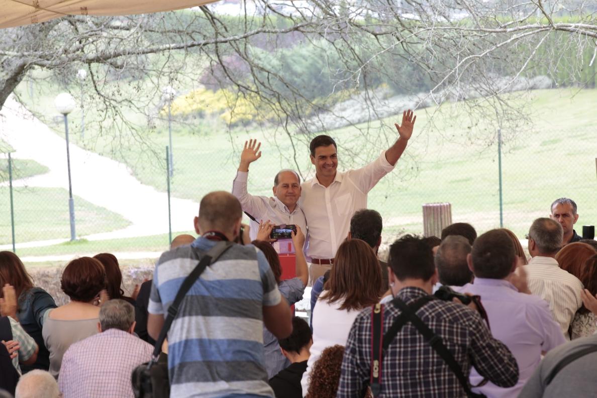 Pedro Sánchez vuelve a Galicia para arropar a Leiceaga y protagonizará con él actos en las cuatro provincias