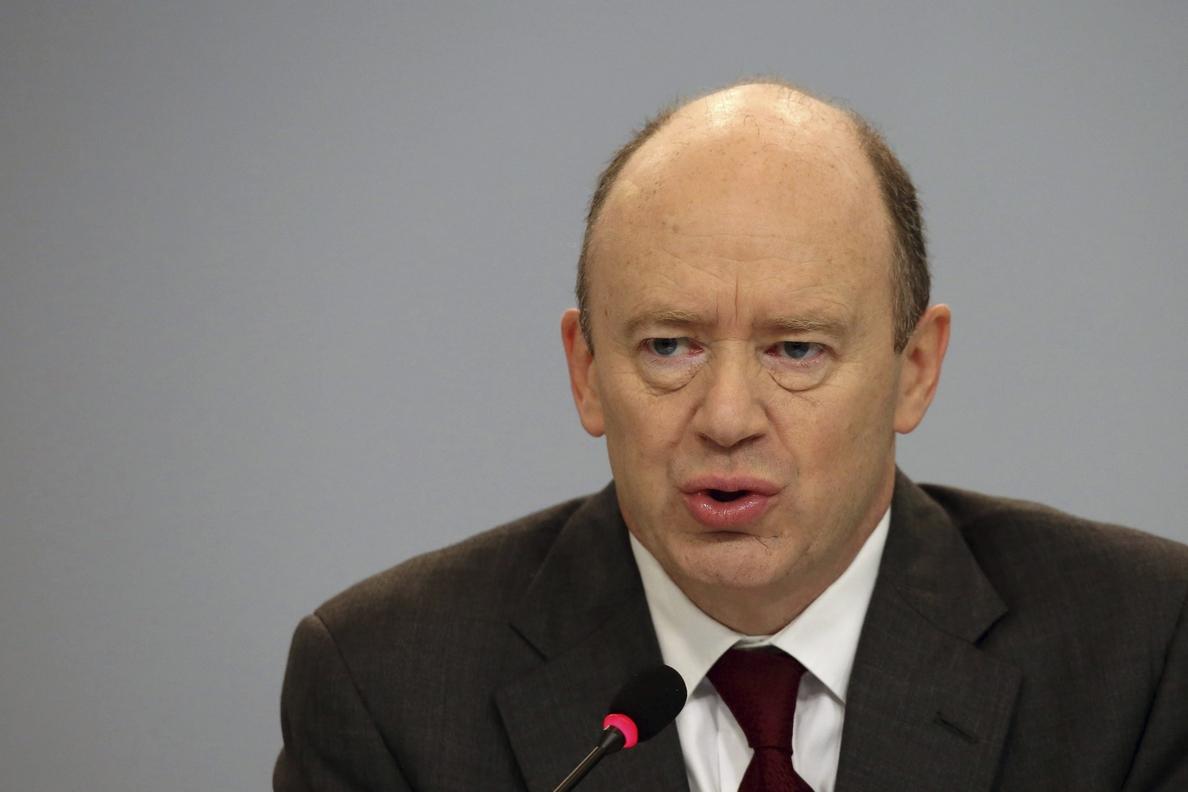 El presidente de Deutsche Bank pide responsabilidad ante la reestructuración