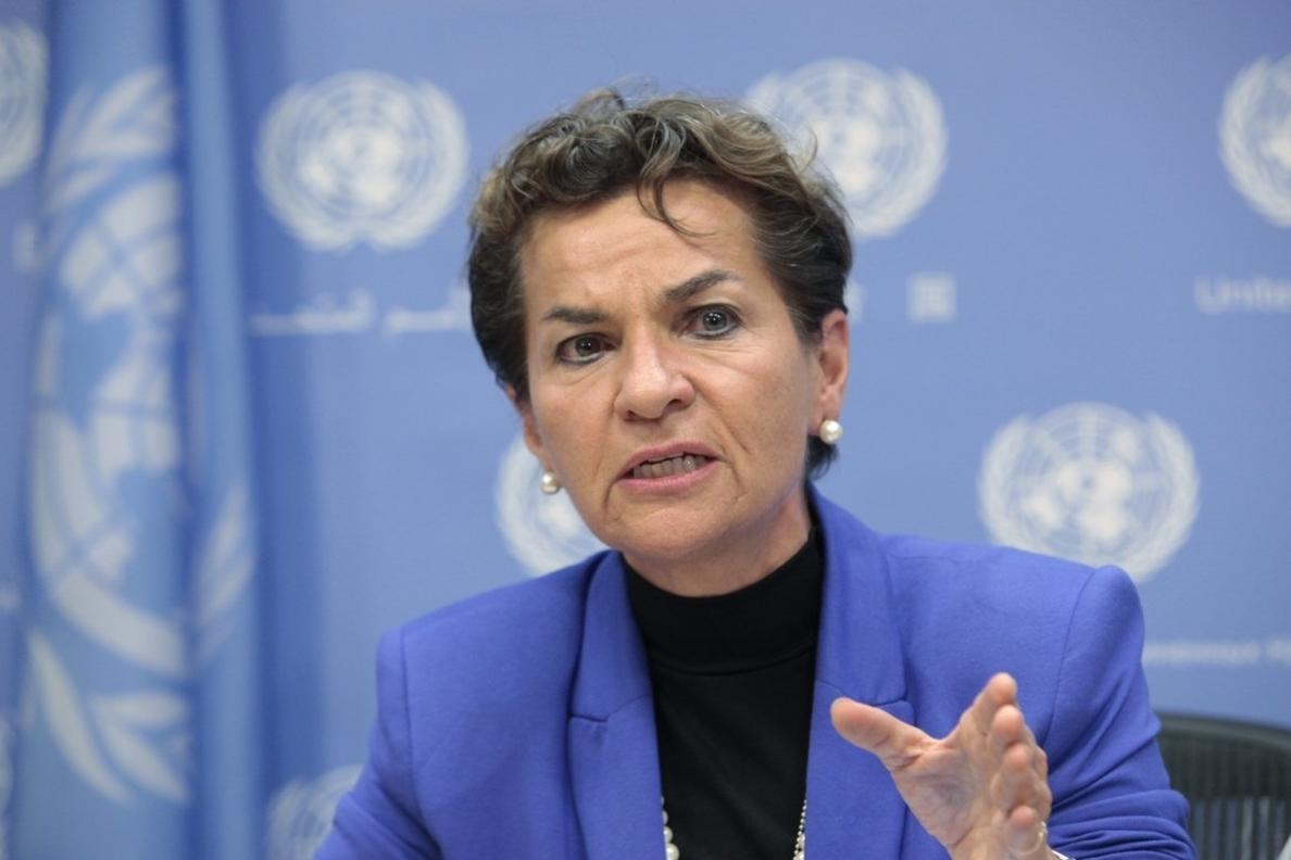 La costarricense Christiana Figueres retira su candidatura a la Secretaría General de la ONU