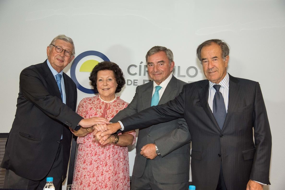 Círculo de Empresarios y Secot impulsarán la acción social solidaria de las empresas