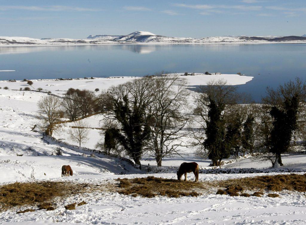 El Año Nuevo arranca con 21 provincias en alerta por frío y nieblas