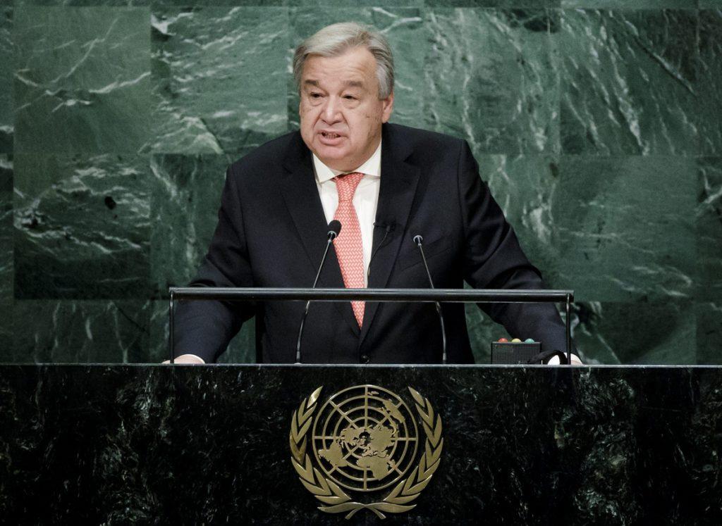 Guterres asume el mando de la ONU con la paz y la seguridad como principales retos