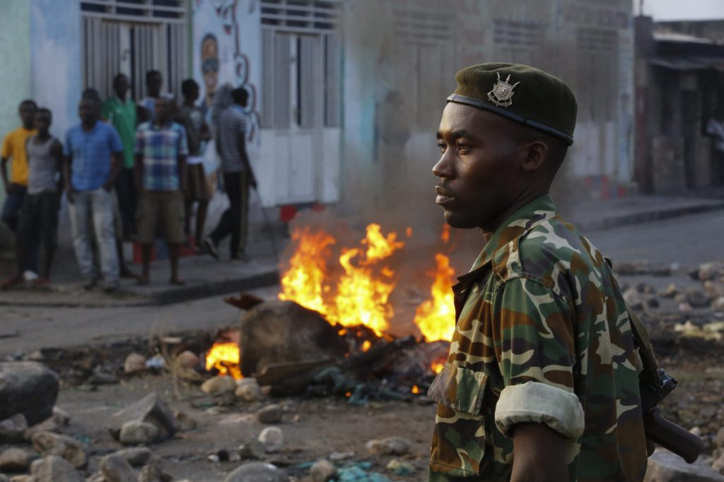 Asesinado el ministro de Medioambiente de Burundi, Emmanuel Niyonkuru