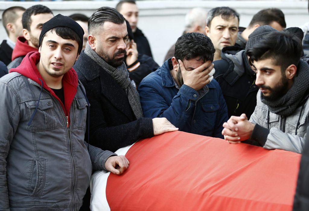 Ciudadanos de varios países árabes entre los muertos en Estambul