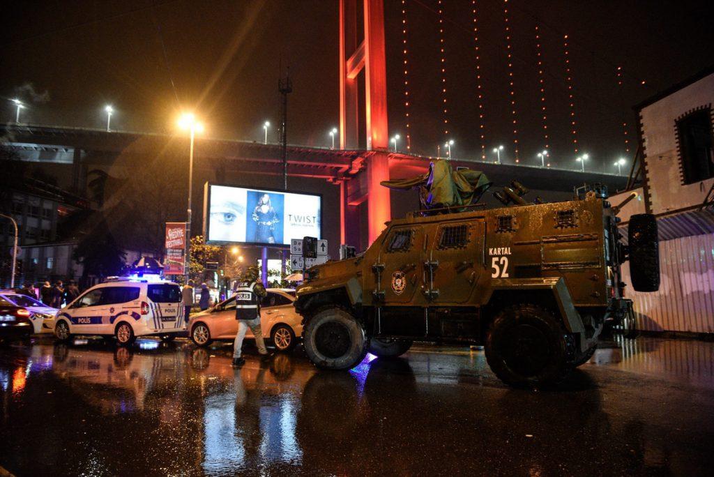 Más detenidos en Estambul mientras la Policía facilita una imagen clara del presunto autor