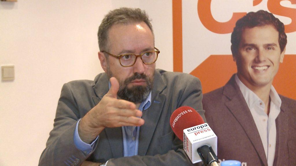 Girauta justifica el nuevo código disciplinario de C's para evitar el sabotaje del partido