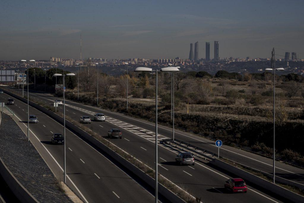 Madrid desactiva todas las restricciones al tráfico por contaminación
