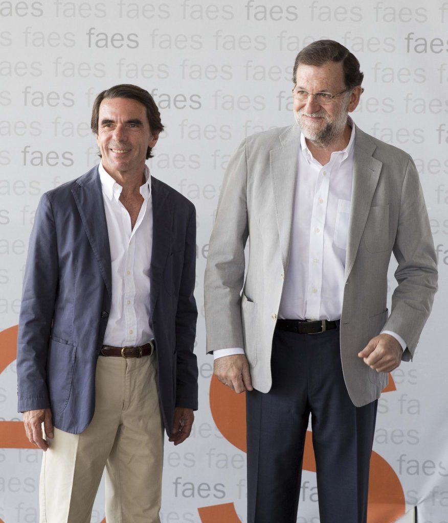El PP dejará vacante la presidencia de honor del partido tras el divorcio de Aznar