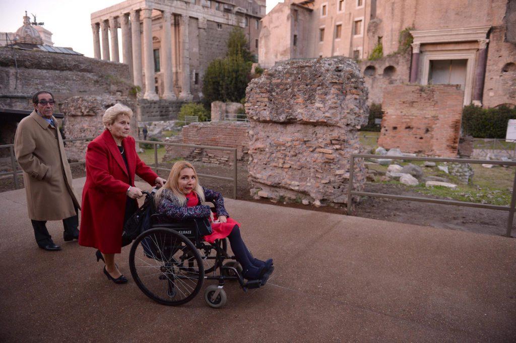 Roma abre al público, sin barreras, los Foros Imperiales y Romano