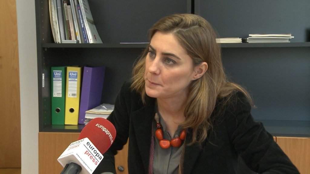 Ruiz-Huerta no rechaza ser candidata de Podemos en las próximas elecciones pero «lo importante es no apegarse al cargo»