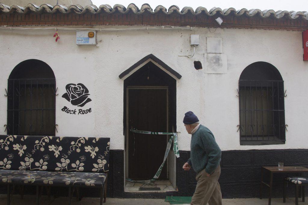 El hundimiento del suelo de un bar en Zamora, el suceso más grave en Nochevieja