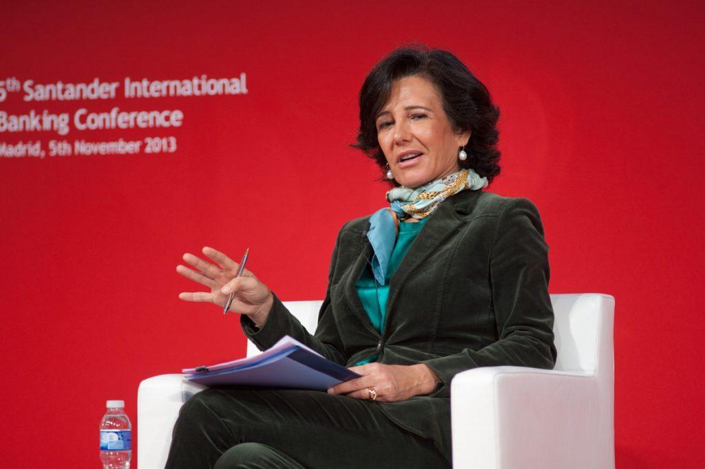 Ana Botín define a Sánchez Asiaín como un banquero «ejemplar» y un «gran visionario»