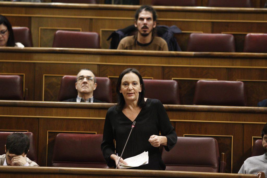 Bescansa avisa a los 'errejonistas': «Si alguien tiene un proyecto diferente, debe presentar su candidatura»
