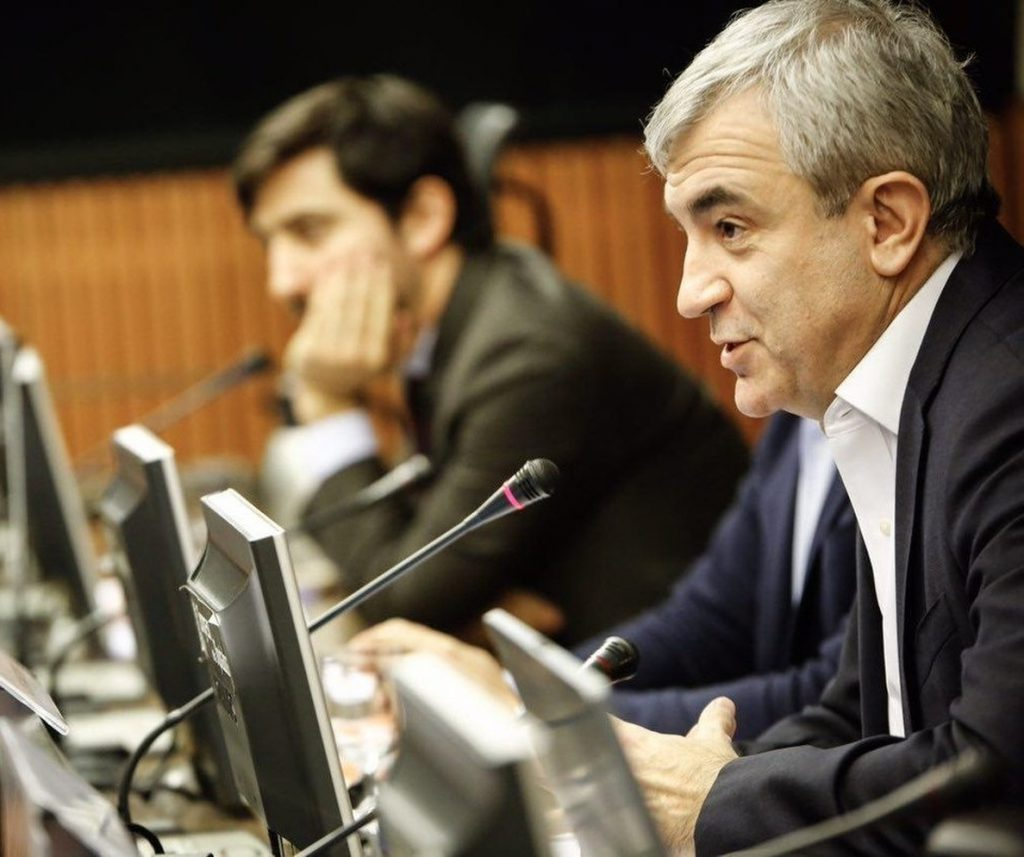 C's asegura que hay acuerdo con el Gobierno sobre los órganos reguladores aunque Méndez de Vigo lo niegue