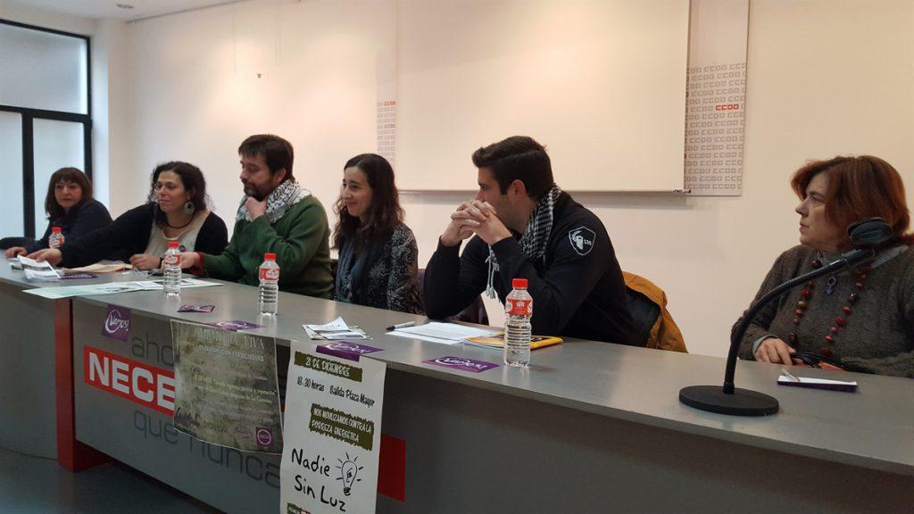 Mayoral dice que Podemos debe decidir entre ser una «fuerza popular» o un partido «de barones»