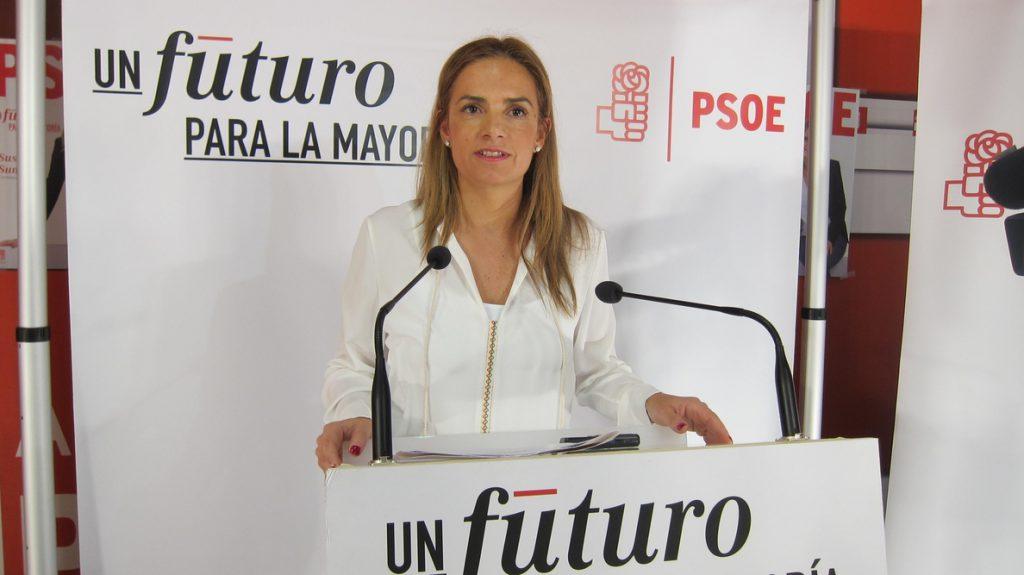 La diputada socialista Susana Sumelzo trabajará con la candidatura de Pedro Sánchez