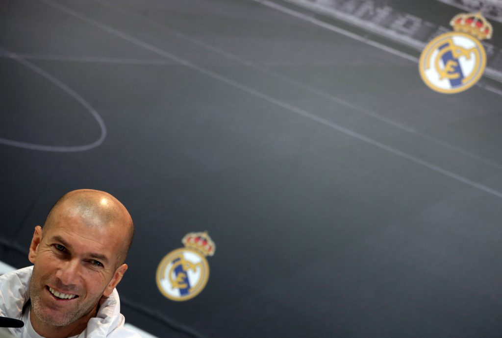 Zidane: «No tengo trato de favor con Benzema»