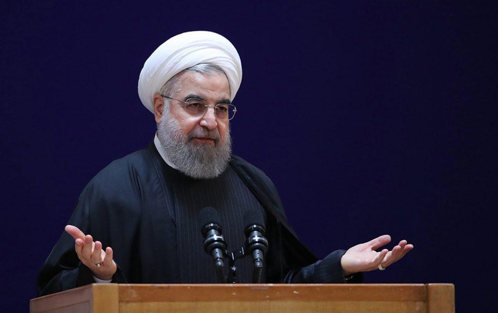 El presidente iraní dice que ya no es momento de levantar muros entre países