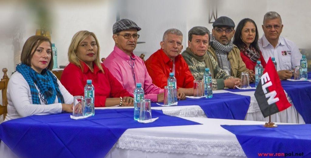 Grupos civiles colombianos organizan conferencias para impulsar el proceso de paz Gobierno-ELN