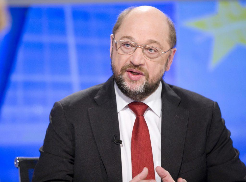El SPD elige a Martin Schulz como candidato a canciller alemán