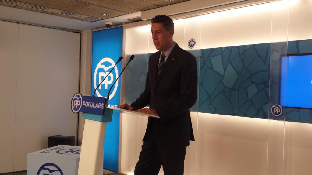 Albiol dice que la edil de Badalona le acusa de xenófobo «para tapar su incompetencia»