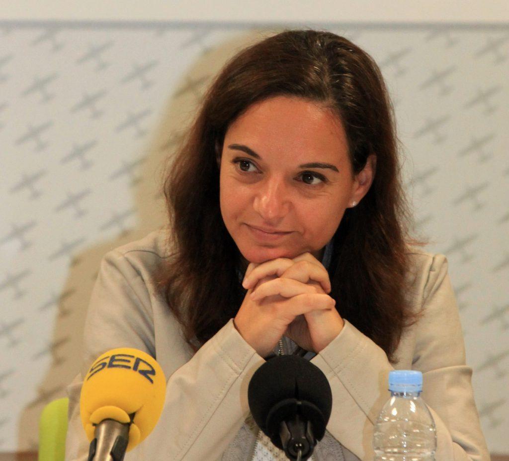 Sara Hernández se mantiene con Patxi López, niega «traición» a Sánchez y apuesta por unir proyectos si son similares