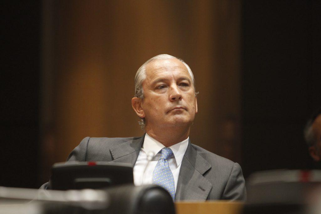 Albert Rivera denuncia el «dedazo» del Gobierno al colocar al ex director de la Guardia Civil en Red Eléctrica