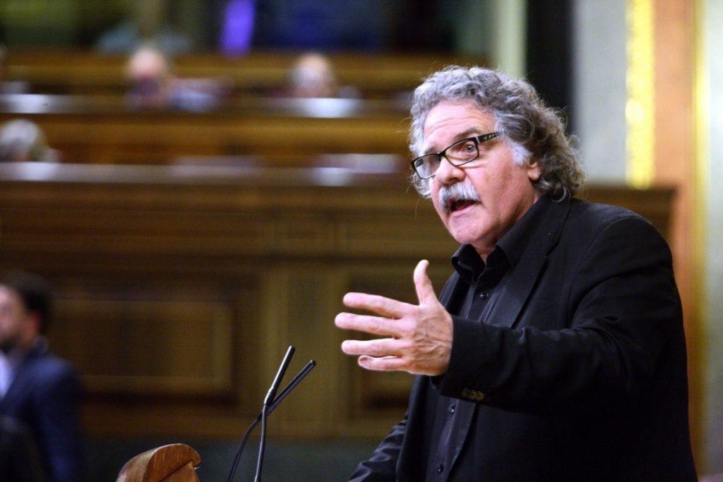 ERC pedirá mañana a Santamaría que explique al Congreso cómo piensa frenar «el gran consenso» para el referéndum