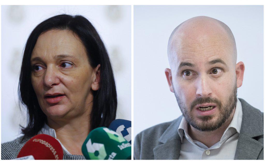 La renuncia de Bescansa acentúa la división de Podemos ante Vistalegre II