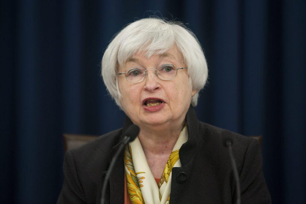 La Fed concluye su primera reunión del año sin mover los tipos de interés en EE.UU.