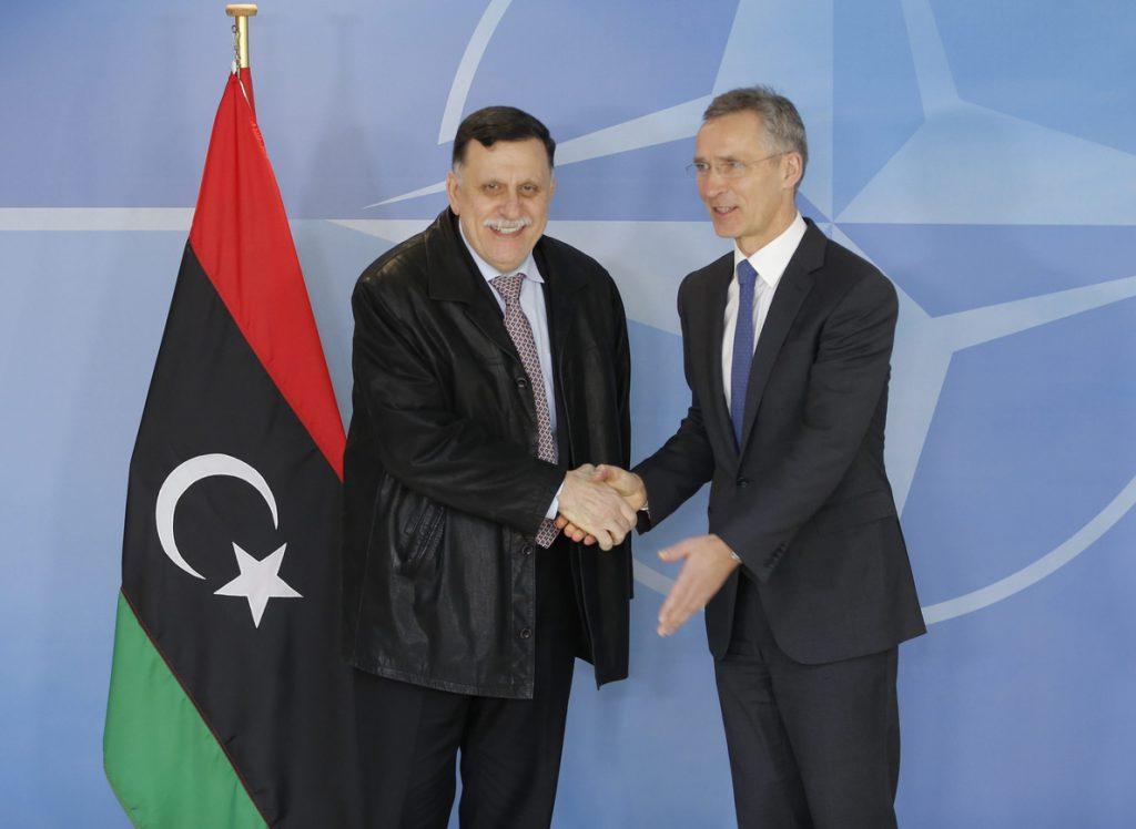 La OTAN vuelve a ofrecer a Libia apoyo a sus instituciones de defensa